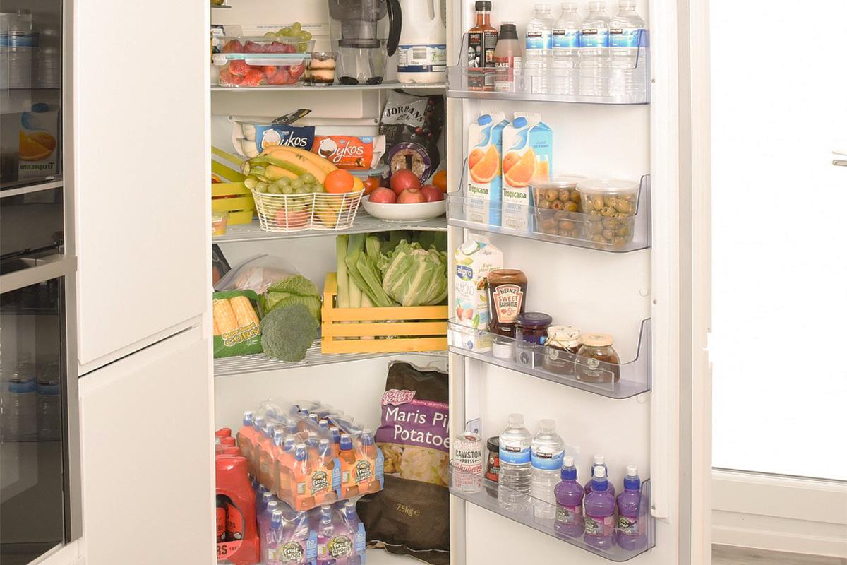 野菜の冷蔵保存